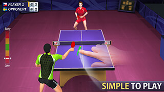 Table Tennis скриншот 2