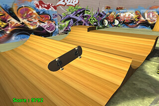 Skateboard Free скриншот 1