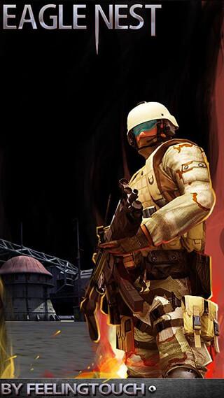 Eagle Nest: Sniper Training скриншот 3