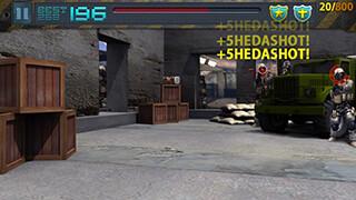 Eagle Nest: Sniper Training скриншот 1