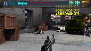 Eagle Nest: Sniper Training скриншот 2