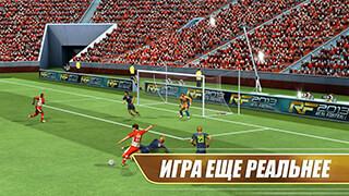 Real Football 2013 скриншот 4