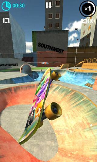 Real Skate 3D скриншот 1