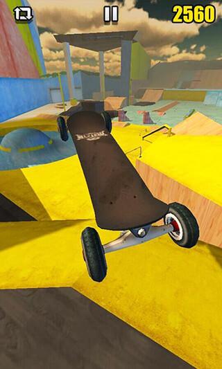 Real Skate 3D скриншот 2