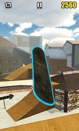 Real Skate 3D скриншот 4