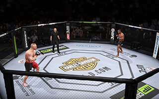 Action for UFC скриншот 1