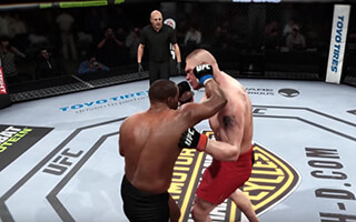 Action for UFC скриншот 2