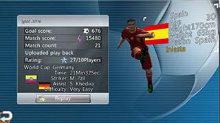 Winner Soccer Evo Elite скриншот 4