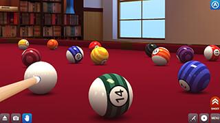 Pool Break 3D Billiard Snooker скриншот 2