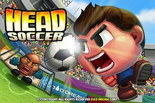 Head Soccer скриншот 2