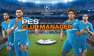 PES Club Manager скриншот 1