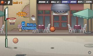 Basketball Shoot скриншот 3