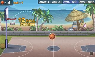 Basketball Shoot скриншот 4