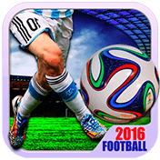 Play Real Football 2015 Game иконка