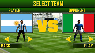Play Real Football 2015 Game скриншот 4