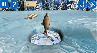 Winter Fishing 3D скриншот 2