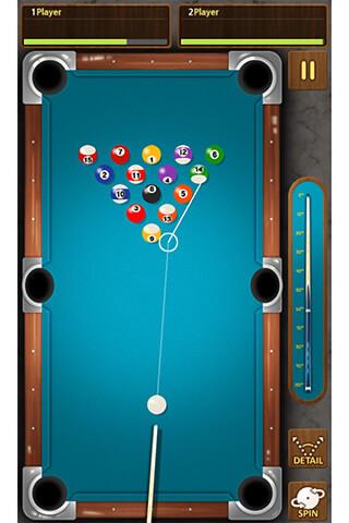 The King of Pool Billiards скриншот 1