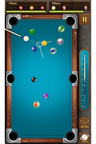 The King of Pool Billiards скриншот 3