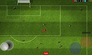 Super Soccer Champs Free скриншот 1