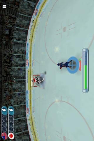 Hockey Nations: Shoot-out скриншот 1