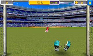 Super Goalkeeper: Soccer Game скриншот 3