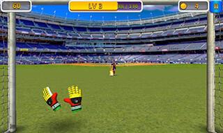 Super Goalkeeper: Soccer Game скриншот 4