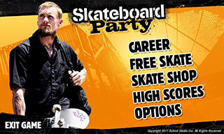 Mike V: Skateboard Party Lite скриншот 1
