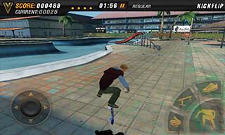 Mike V: Skateboard Party Lite скриншот 2