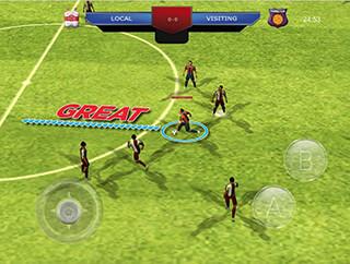 Football 2016 скриншот 1