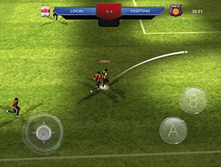 Football 2016 скриншот 3