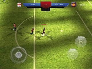 Football 2016 скриншот 4