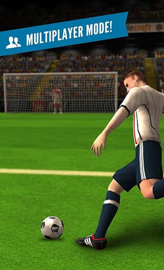 Flick Shoot US: Multiplayer скриншот 2