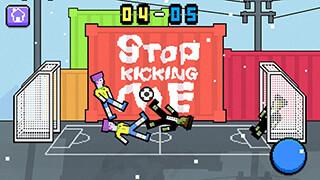 Holy Shoot: Soccer Battle скриншот 1