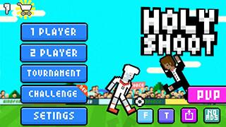 Holy Shoot: Soccer Battle скриншот 2