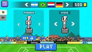 Holy Shoot: Soccer Battle скриншот 4