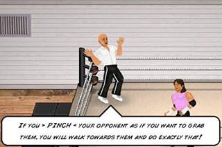 Wrestling Revolution скриншот 1