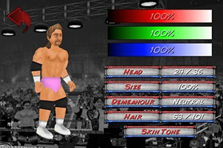 Wrestling Revolution скриншот 3