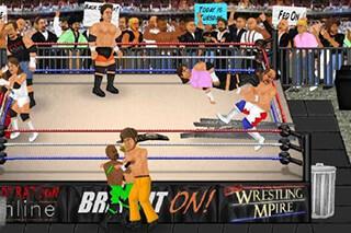 Wrestling Revolution скриншот 4