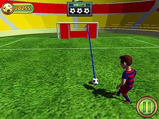 Soccer Buddy скриншот 1