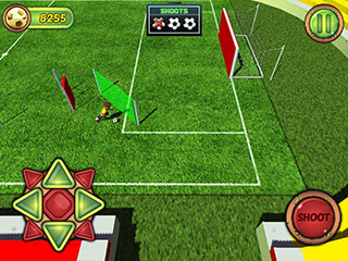 Soccer Buddy скриншот 2