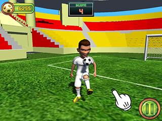 Soccer Buddy скриншот 3