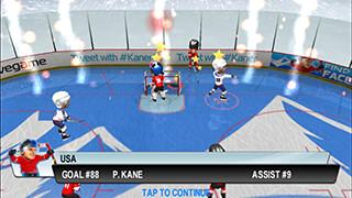 Patrick Kane's Arcade Hockey скриншот 3