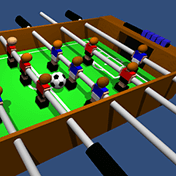 Table Football, Soccer 3D иконка