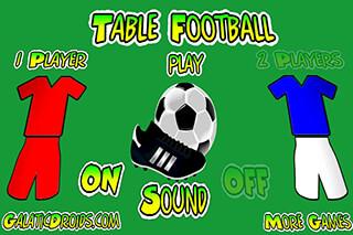 Table Football, Soccer 3D скриншот 4