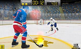 NHL Hockey: Target Smash скриншот 1