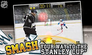NHL Hockey: Target Smash скриншот 2