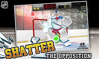 NHL Hockey: Target Smash скриншот 3