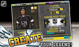 NHL Hockey: Target Smash скриншот 4