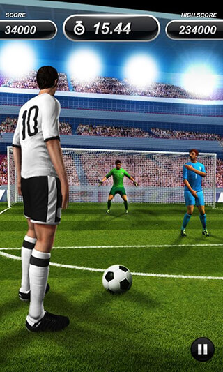 World Cup Penalty Shootout скриншот 1