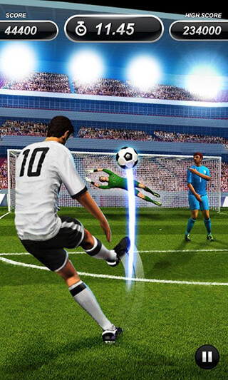 World Cup Penalty Shootout скриншот 2